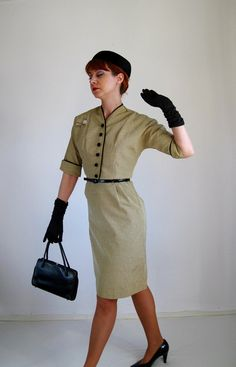 1950s Dress Suit yes please! so classy