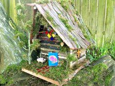 Fairy House Kit by FairyHouseKitNW on Etsy