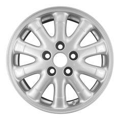 77 best toyota previa 91 97 images toyota previa engineering 1998 Honda Civic Type R lexus sc400 1993 16 oem wheel rim