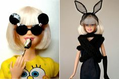 """Este post é para mães de meninas que amam a Barbie & seus apetrechos ou para as crescidinhas que ainda não a esqueceram.Você acha """"cool"""" a piscina da Barbie, a van da Barbie, o salão de cabeleireiro da Barbie? Então você não imagina o que uma fã em Pequim vem fazendo por conta própria: ela …"""