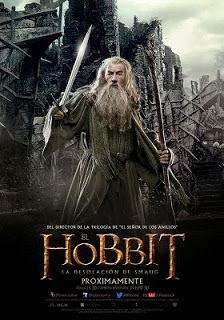 El Hobbit 2: La desolacion de Smaug online latino 2013 VK