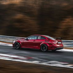 Mercedes C63 AMG Black Series C204