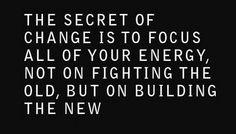 Resistir à mudança é perda de tempo | Portal BGNWEB