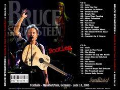 Bruce Springsteen - Live in Frankfurt [2005] - YouTube