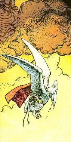 Moebius - Arzach (1977)