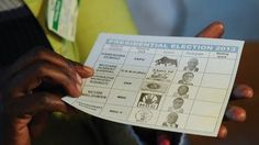 US and UK concern over Zimbabwe election results