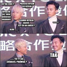 Big Bang <3 K Meme, Bts Memes, Bang 3, Polish Memes, Amaterasu, K Pop, Bigbang, Exo, Haha