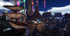 Fantasy Faire 2014 - The Faery Court Giant Tree, Cycle Of Life, Faeries, Sims, Times Square, Fantasy, Seasons, Explore, Dark