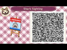 QR Codes | Animal Crossing New Leaf (Misc. Patterns Vol. 1) - YouTube Animal Crossing 3ds, Animal Crossing Characters, Animal Crossing Qr Codes Clothes, Animal Crossing Pocket Camp, Animal Games, My Animal, Acnl Paths, Flag Code, Motif Acnl