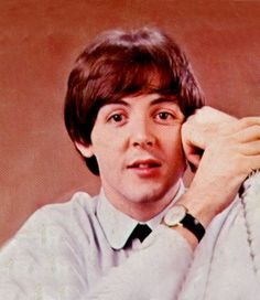 #HappyBirthday Paul McCartney! This is a day late, but whatevs