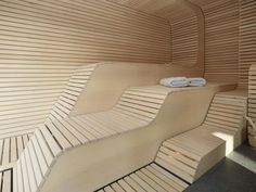 Sauna im Privat-Spa Saunas, Infared Sauna, Steam Shower Cabin, Portable Steam Sauna, Pool Table Room, Sauna Design, Sauna Room, Spa Rooms, Relaxing Bath