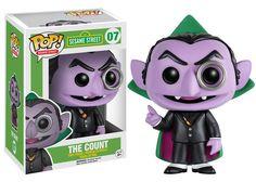 Pop! TV: Sesame Street: The Count
