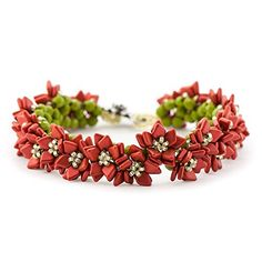 Delicate Blossom Bracelet Kit - Holiday - Exclusive Fusio...