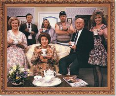 Liz, Emmet, Daisy, Onslow, Richard, Rose, Hyacinth
