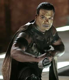 Chris Judge - Teal'c, former First Prime of Apophis - Stargate SG-1