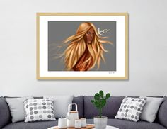Discover «Cersei», Exclusive Edition Fine Art Print by Aminu Sule - From $25 - Curioos