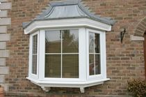 Brand Windows Ltd manufacture uPVC windows, doors and conservatories for the trade market and also carry out our own installations in the retail sector. Bay Window Exterior, Casement Windows, Bay Windows, Window Quotes, Coventry Homes, Garden Windows, Gable Roof, Window Frames, Types Of Houses
