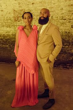 Solange Knowles and Alan Ferguson attend 'A Seat At The Table', a listening event for Solange's new album at Saint Heron House on October 7, 2016 in New Orleans, Louisiana