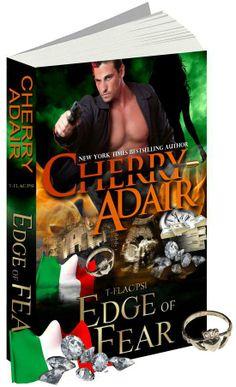 Amazon.com: Edge of Fear (Edge Trilogy) (T-FLAC/PSI) eBook: Cherry Adair: Kindle Store