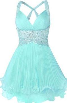 #Cocktaildress #beading #mini #HomecomingDress #Homecoming #Dresses #Tulle…