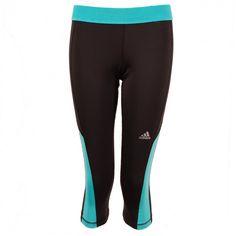 69809264075  GetIndoors Tony Pryce Sports - adidas Women s Techfit Capri Tights Black