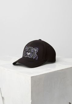 022dc875d69 Kenzo.com. Neoprene Tiger Cap for MEN ...