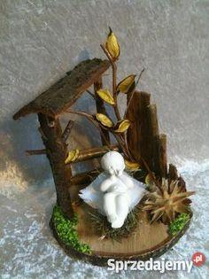 Szopki i stroiki bożonarodzeniowe rękodzieło Leszno