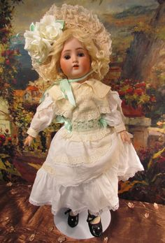 23 German Antique Victorian Vintage Doll By by AntiqueDollPlace, $475.00