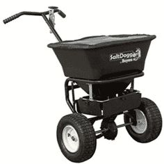 SaltDogg walk behind salt spreader is perfect for keeping your driveway and sidewalks safe during winter. The cu. Poly Hopper holds up to 100 lbs. of ice melt or bagged salt. The spreader has Walk Behind, Removal Tool, Grow Lights, Wheelbarrow, Lawn And Garden, Steel Frame, 3 D, Salt, Walking