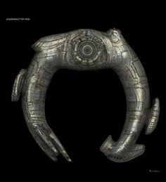 "Prometheus - the ""aliens"" ship"