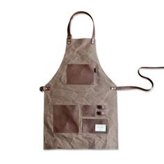 A working apron for creative weekends ...