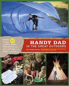 Handy Dad in The Great Outdoors Cindy u can decide if u wanna show this to miles. Ha