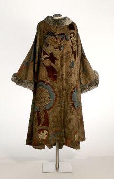 Mariano Fortuny, Coat, 1930