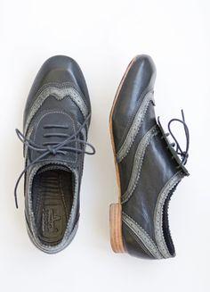 Women's Jazzy Oxford Shoe