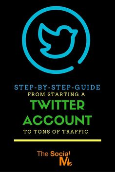 Starting a Twitter account is not as easy as it seems. Twitter will work in almost any niche. But you have to get it right. twitter marketing tips, how to use twitter, twitter tips, twitter audience, growing a following for Twitter, get Twitter followers