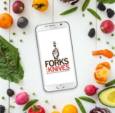 Win a Samsung Galaxy S6 packed with Forks Over Knives goodies!