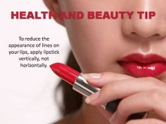 HEALTH AND BEAUTY TIP:  #beauty