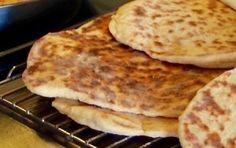 Glutenfritt pannbröd