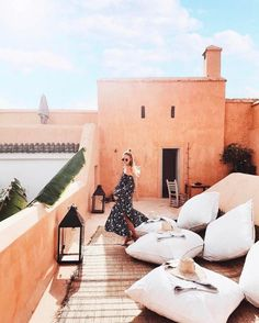 Click To See 17 of Morocco's Most Beautifully Styled Spots | Photo Credit: Leonie Hanne