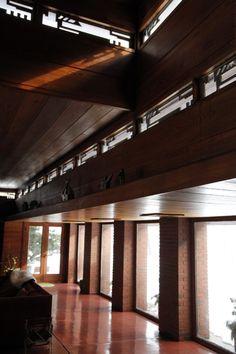 Frank Lloyd Wright's Bernard Schwartz House in Two Rivers, Wisconsin