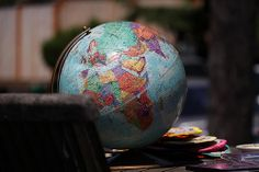 Globe | Flickr - Photo Sharing!