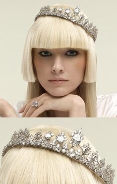 Harry Winston Diamon beauty bling jewelry fashion