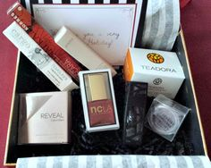 Glossybox Holiday Box 2014
