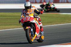 Hasil Kualifikasi MotoGP Valencia 2017: Marquez Pole Position Dovizioso Urutan Sembilan