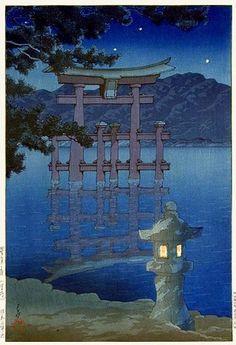"""""""La lampe éteinte, les étoiles fraîches se glissent par la fenêtre."""" N Sôseki"""
