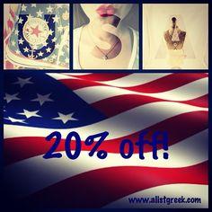 Sorority jewelry sale!