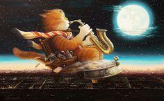 Сказочки кота Кузьмы... Маскаев Александр. Обсуждение на LiveInternet - Российский Сервис Онлайн-Дневников