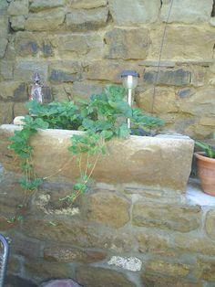 Anleitung setzen von Natursteinmauern