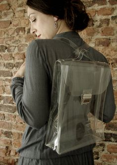 Transparent Trends - Ghost Bag No4