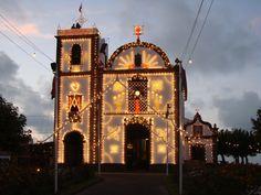 Fenais da Ajuda, Sao Miguel, Azores - Portugal .